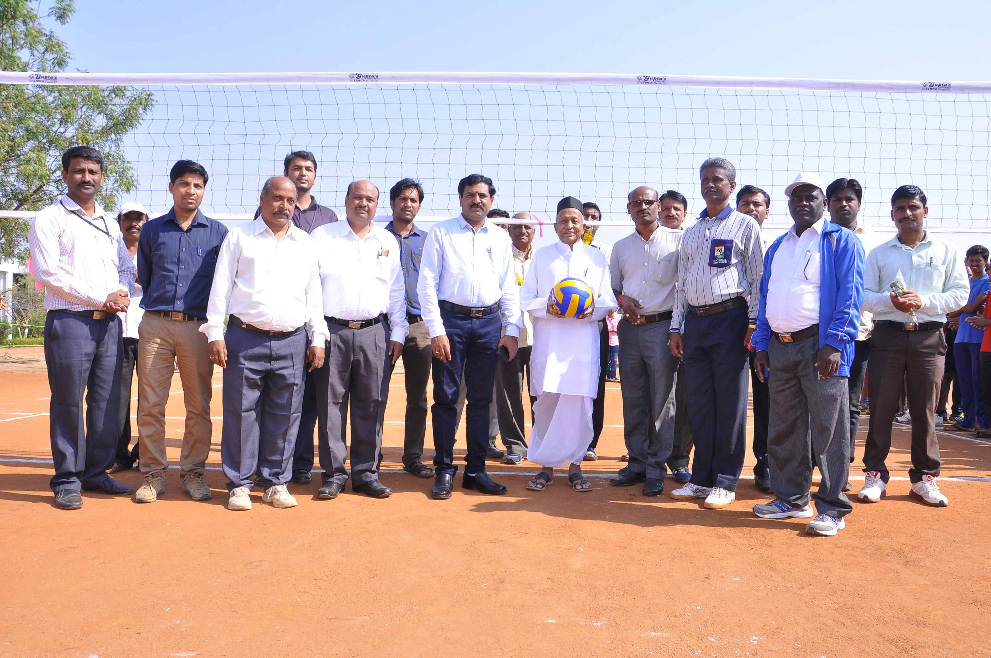 VTU Men's Volleyball Tournment 2017-18