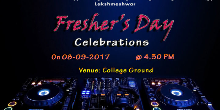 Fresher's Day