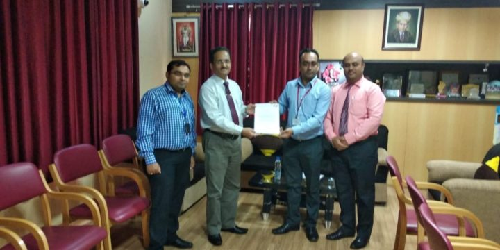 MOU with Global Talent Track (GTT), Pune.