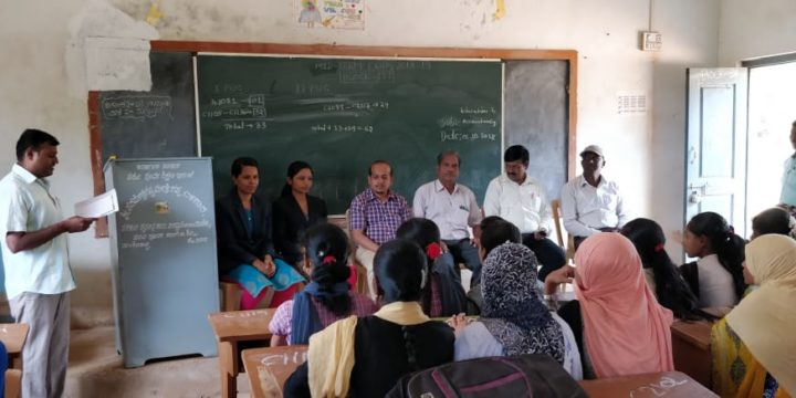 Career Guidance Workshop at Shigli